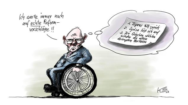 Schäubles Reformen