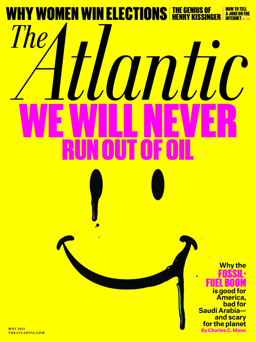 The Atlantic Cover May 2013