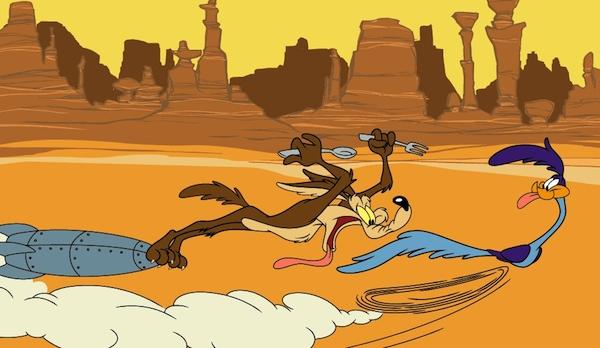 0037-04 Roadrunner und Coyote
