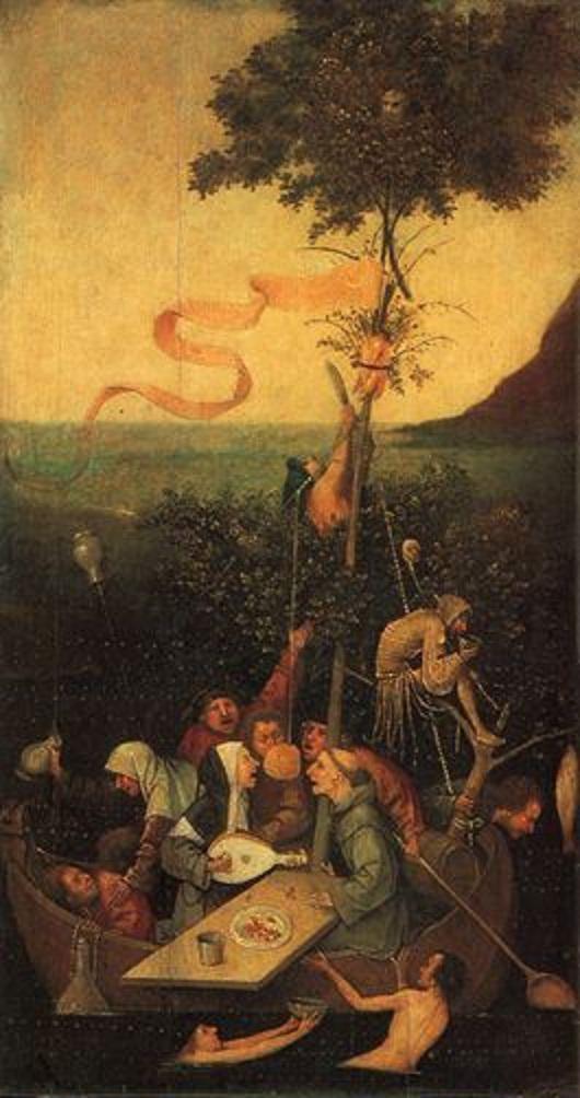 Narrenschiff von Bosch