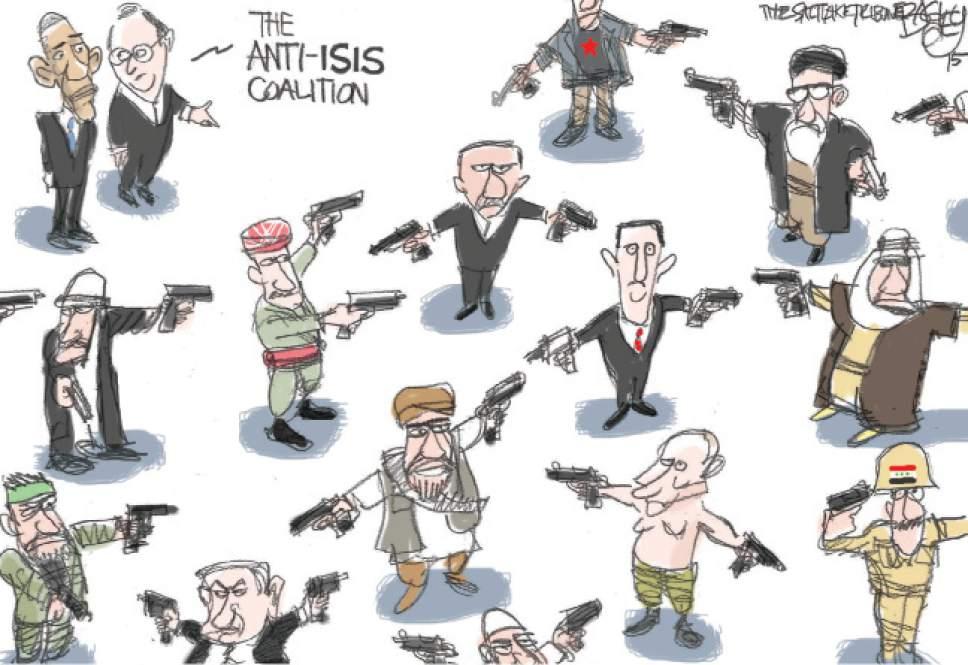 0054-02 Alle gegen ISIS