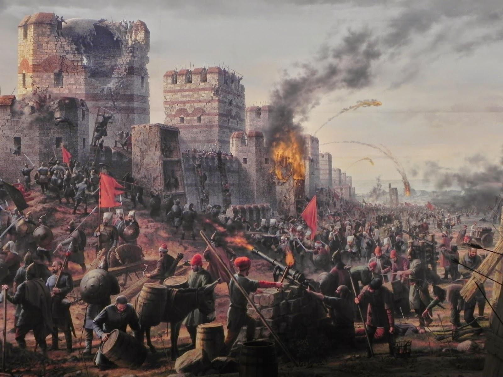 0059-001 Eroberung Konstantinopels