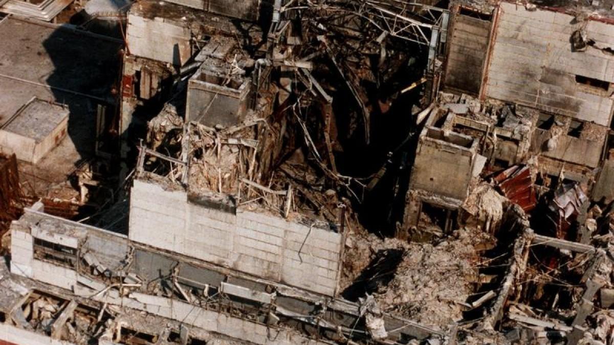 0062-02 Tschernobyl Außenansicht