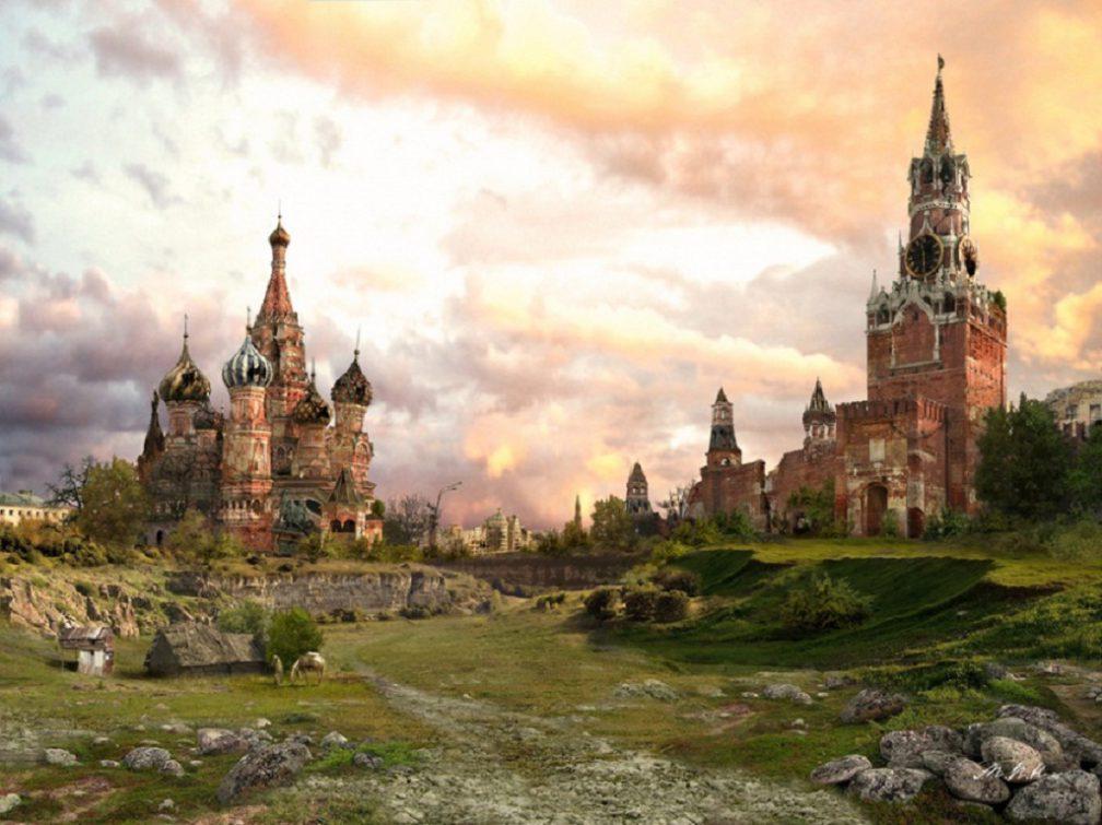 MYTHOPOLIS Manyuhina Kreml Spring