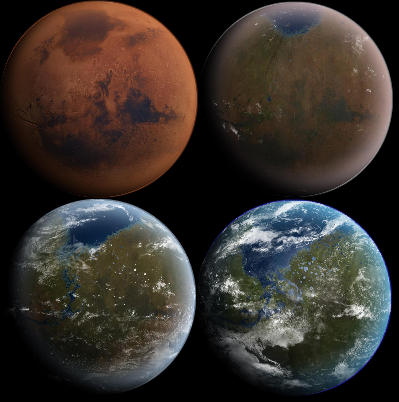 077-02 Terraforming Mars