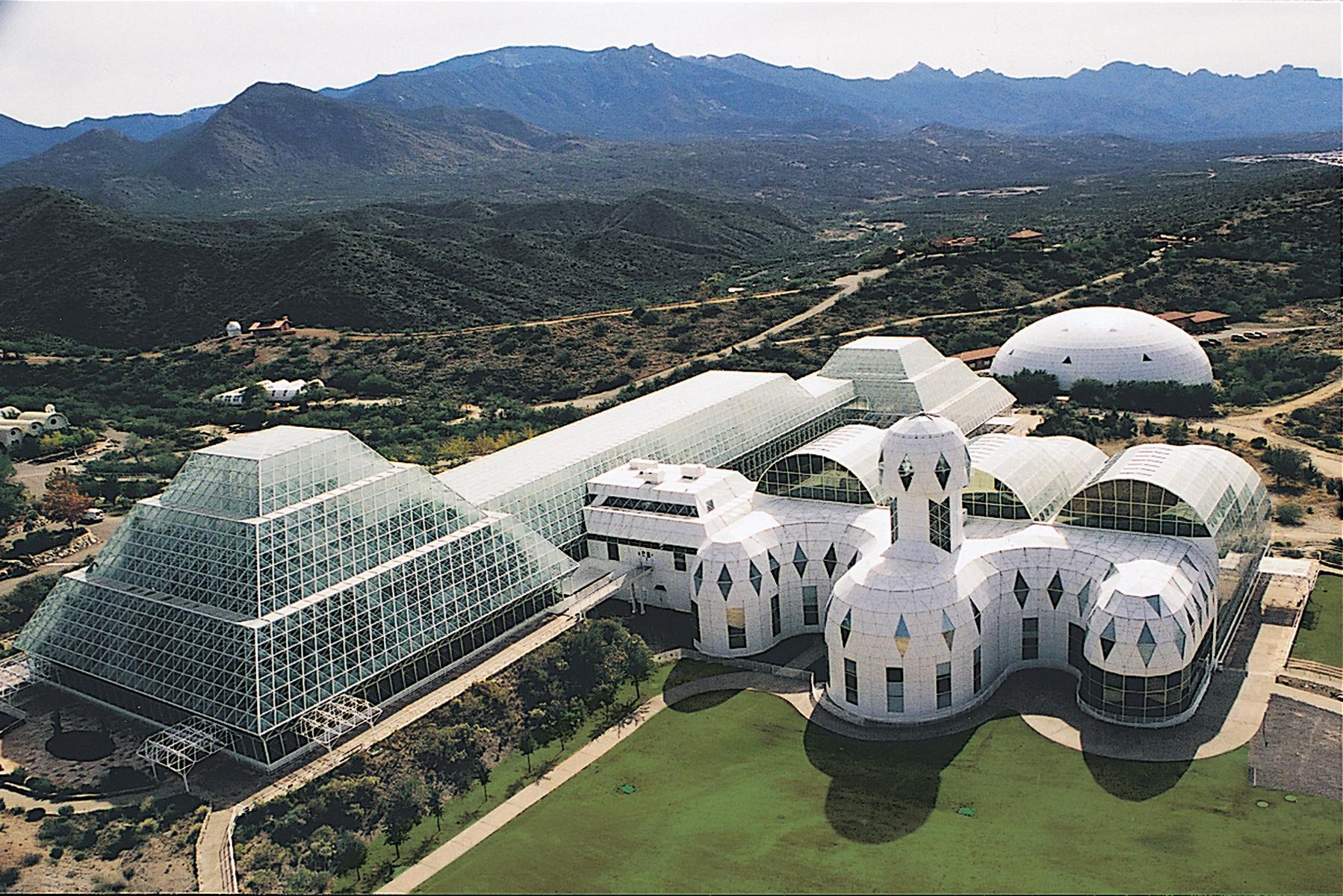 079-02 Biosphere 2 Complex